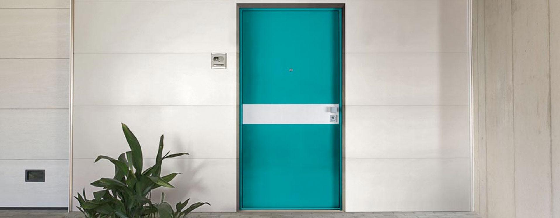 Porte blindate doppia mappa alcos serramentialcos serramenti - Cambiare serratura porta ingresso ...